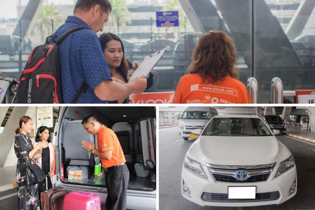 How to book your private Bangkok Airport transfers