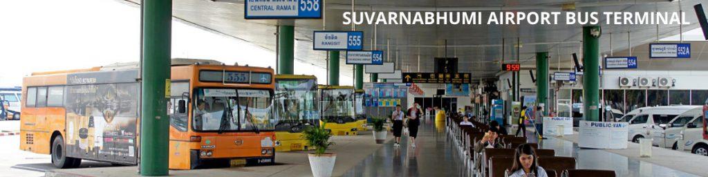 Suvarnabhumi Airport Bus Station