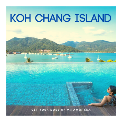 Discover Koh Chang island, Thailand